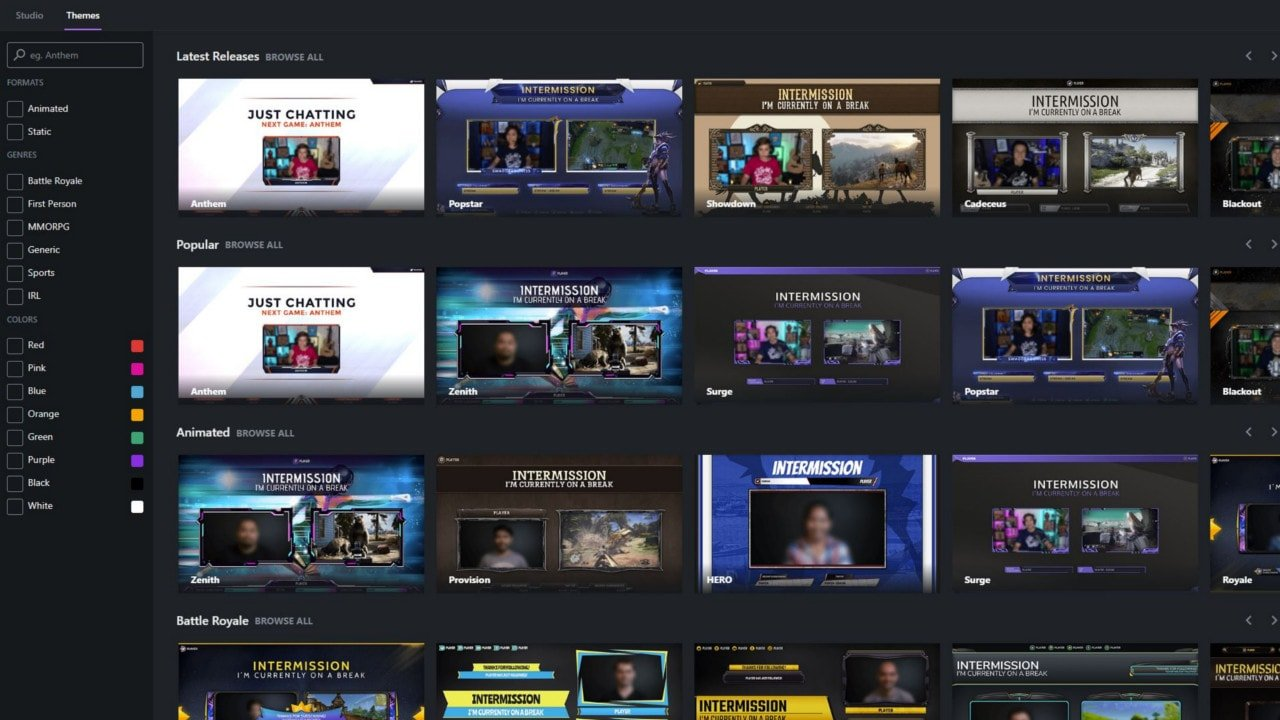 Xsplit Gamecaster Continues To Evolve