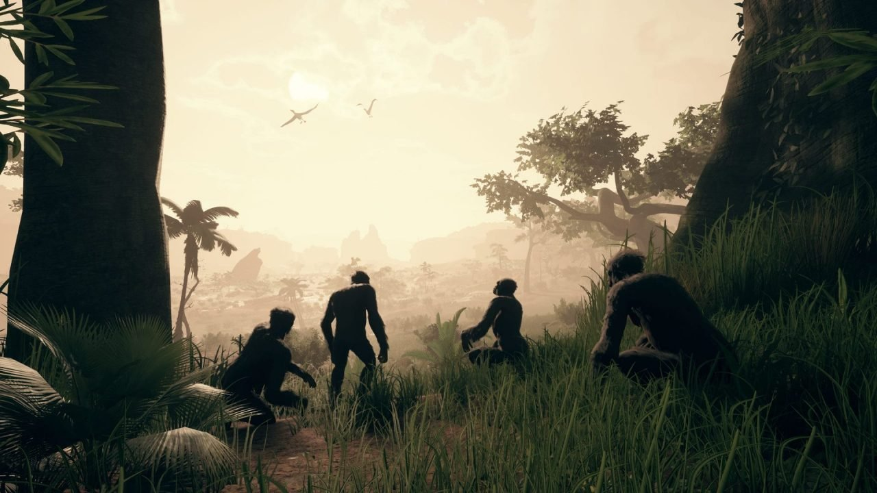 Ancestors: The Humankind Odyssey (Ps4) Review