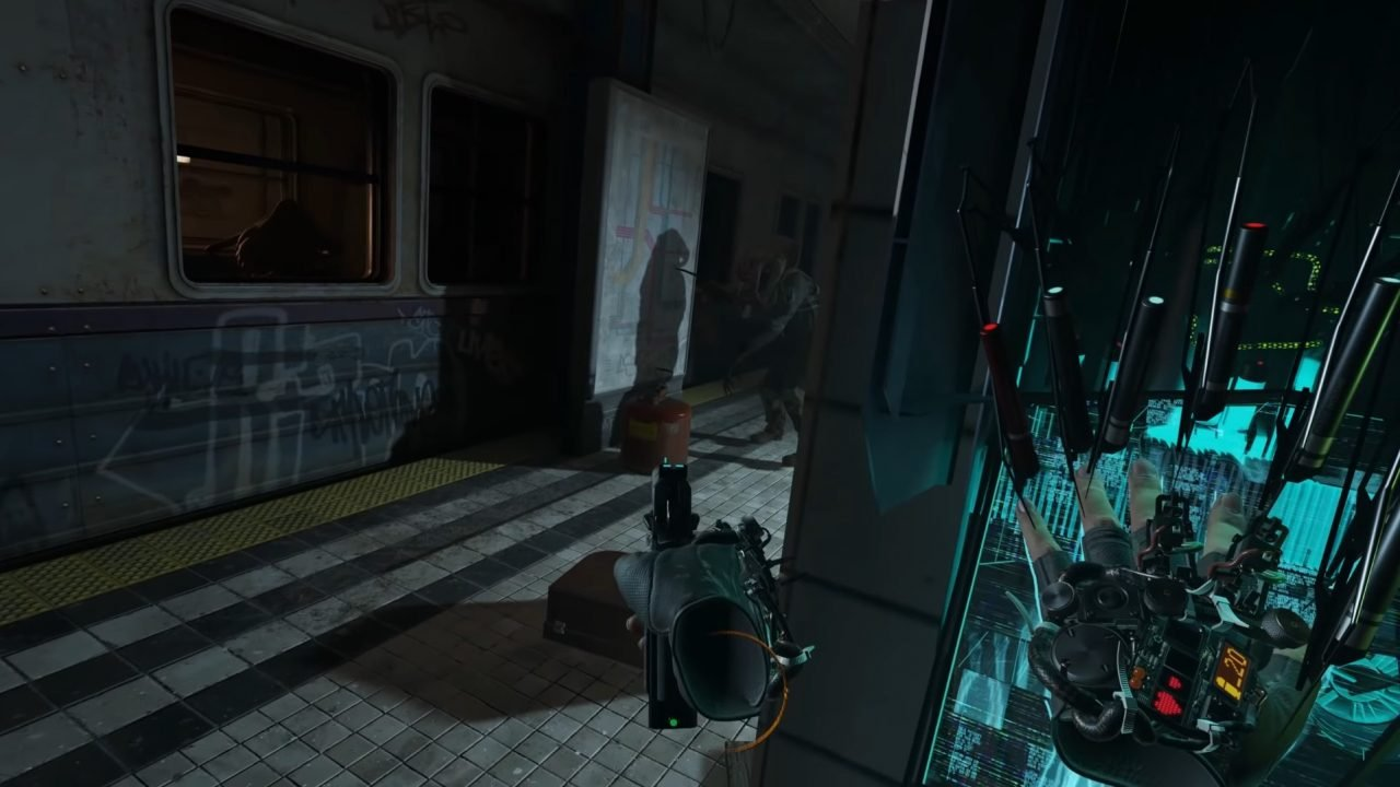 New Half-Life: Alyx Gameplay Details Shown From Footage By Tested