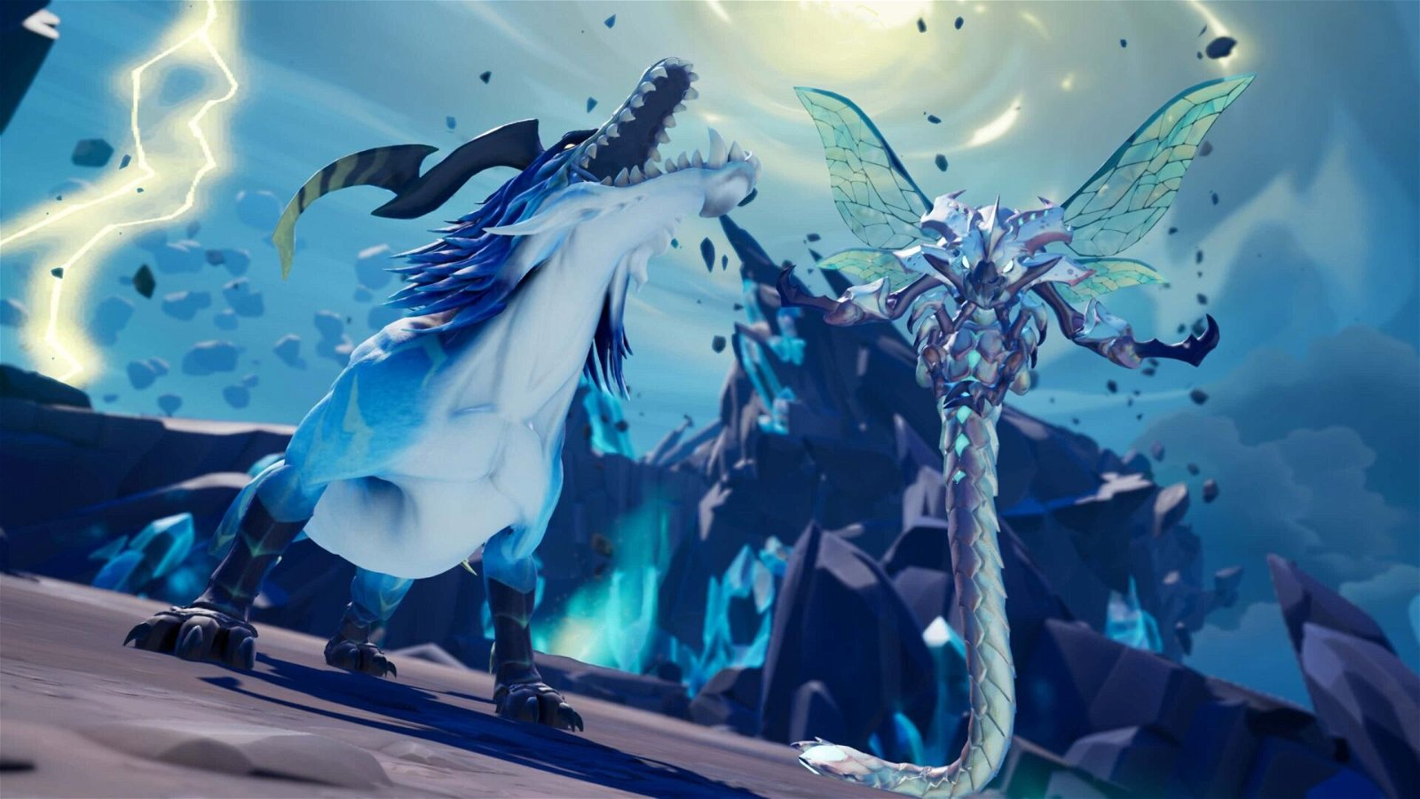 Calling All Behemoth Slayers: Dauntless is Now Available on Nintendo Switch 2