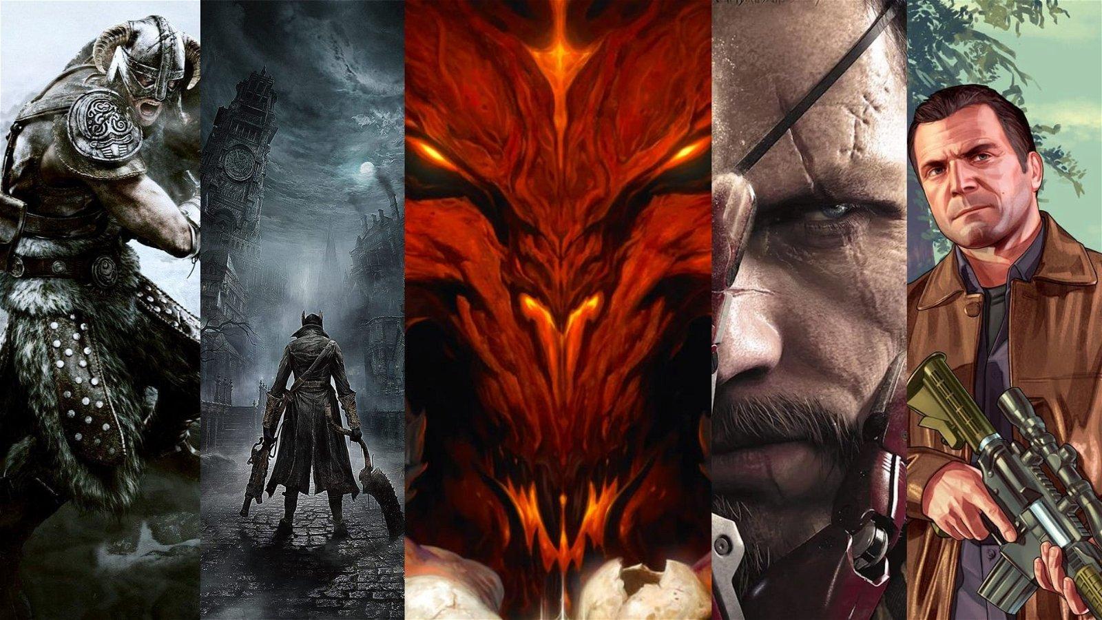 CGMagazine's Games of The Decade (2010-2019) 14