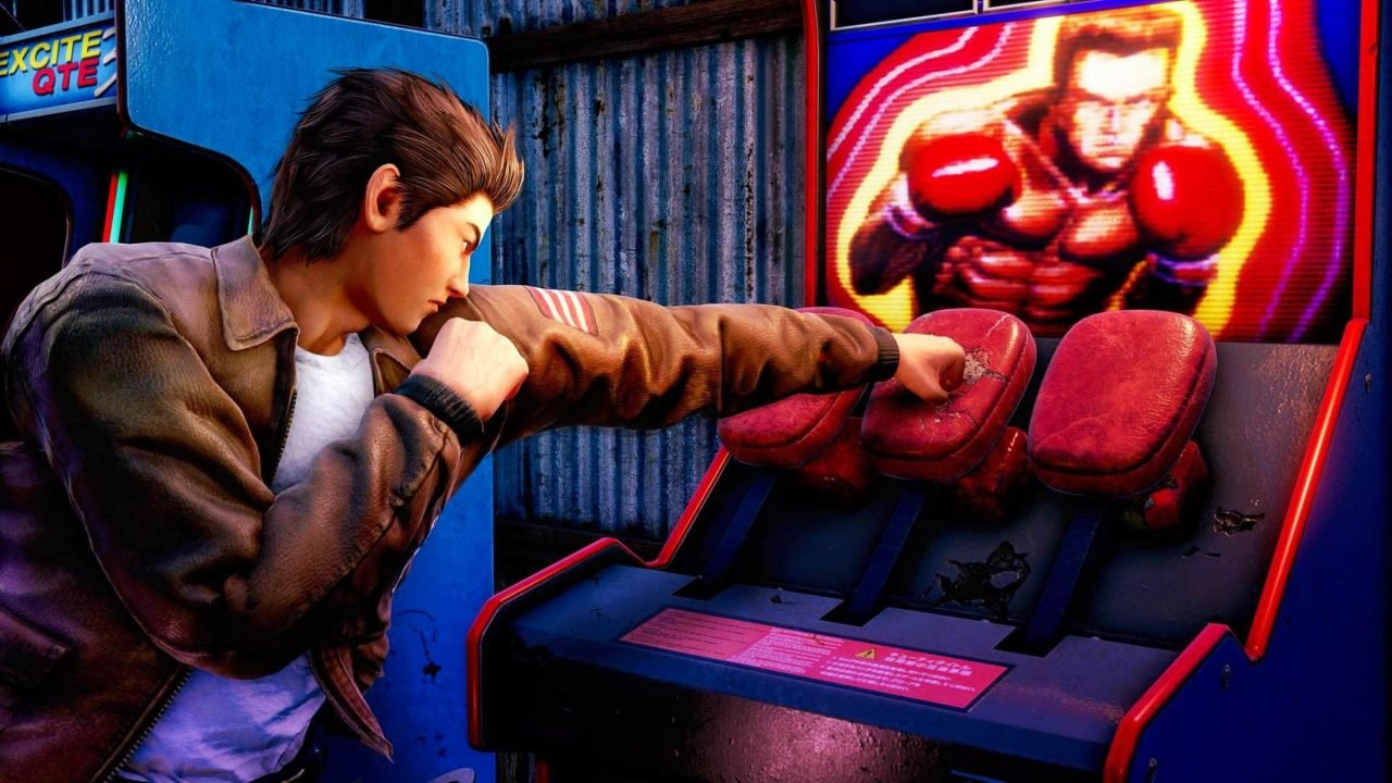 How Shenmue Must Evolve In Order To Survive 1