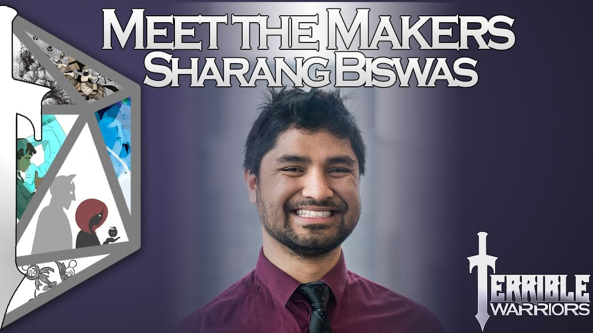 Meet the Makers: Sharang Biswas