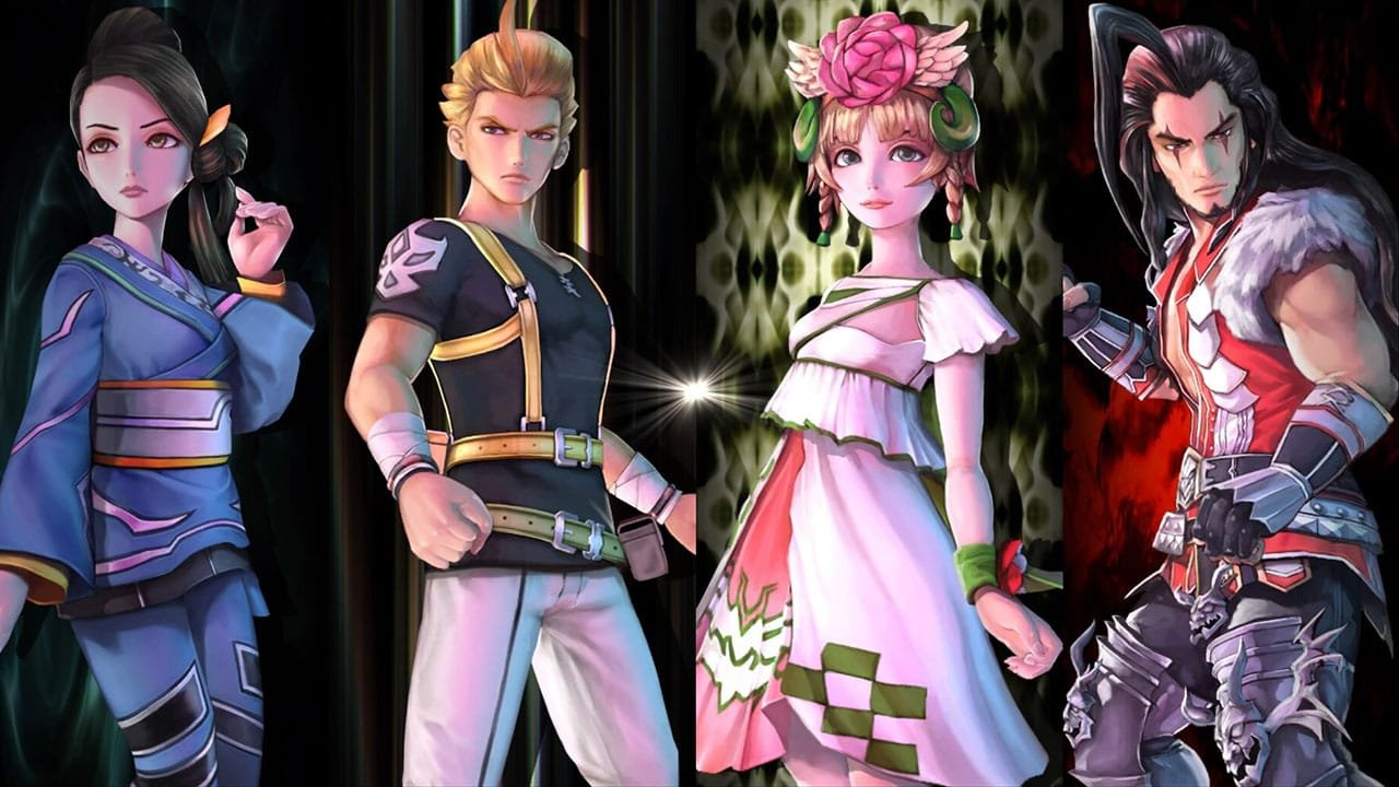 Bringing SaGa Scarlet Grace: Ambitions To The West
