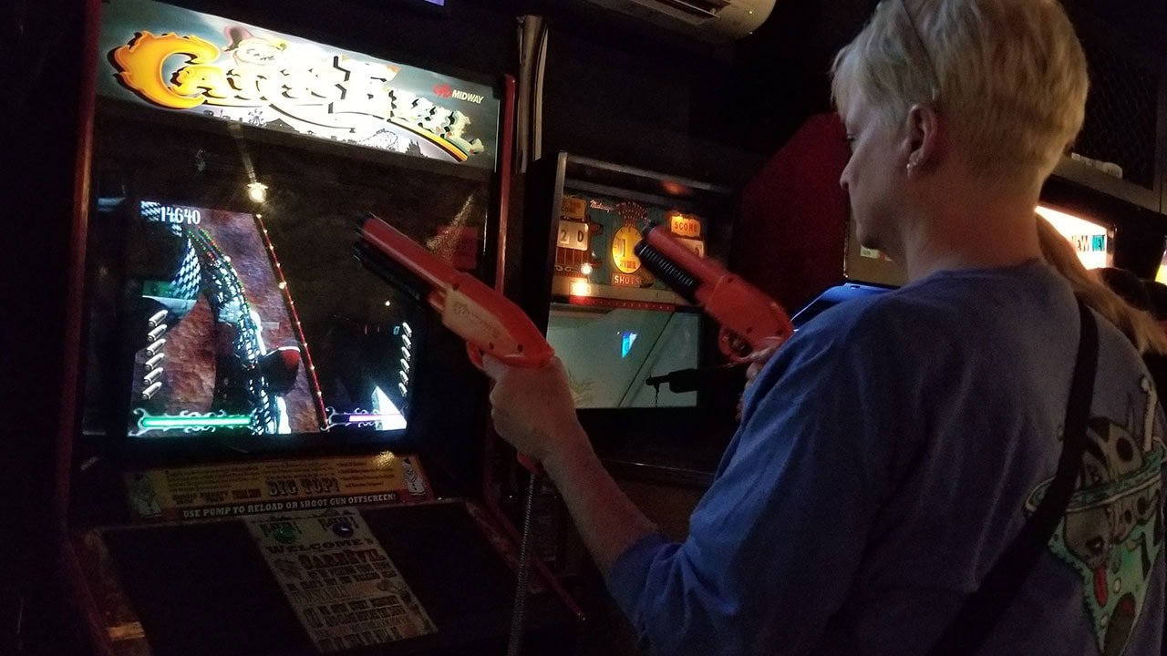 Freeplay Arcade Brings Retrospective For Guests At Grand Opening