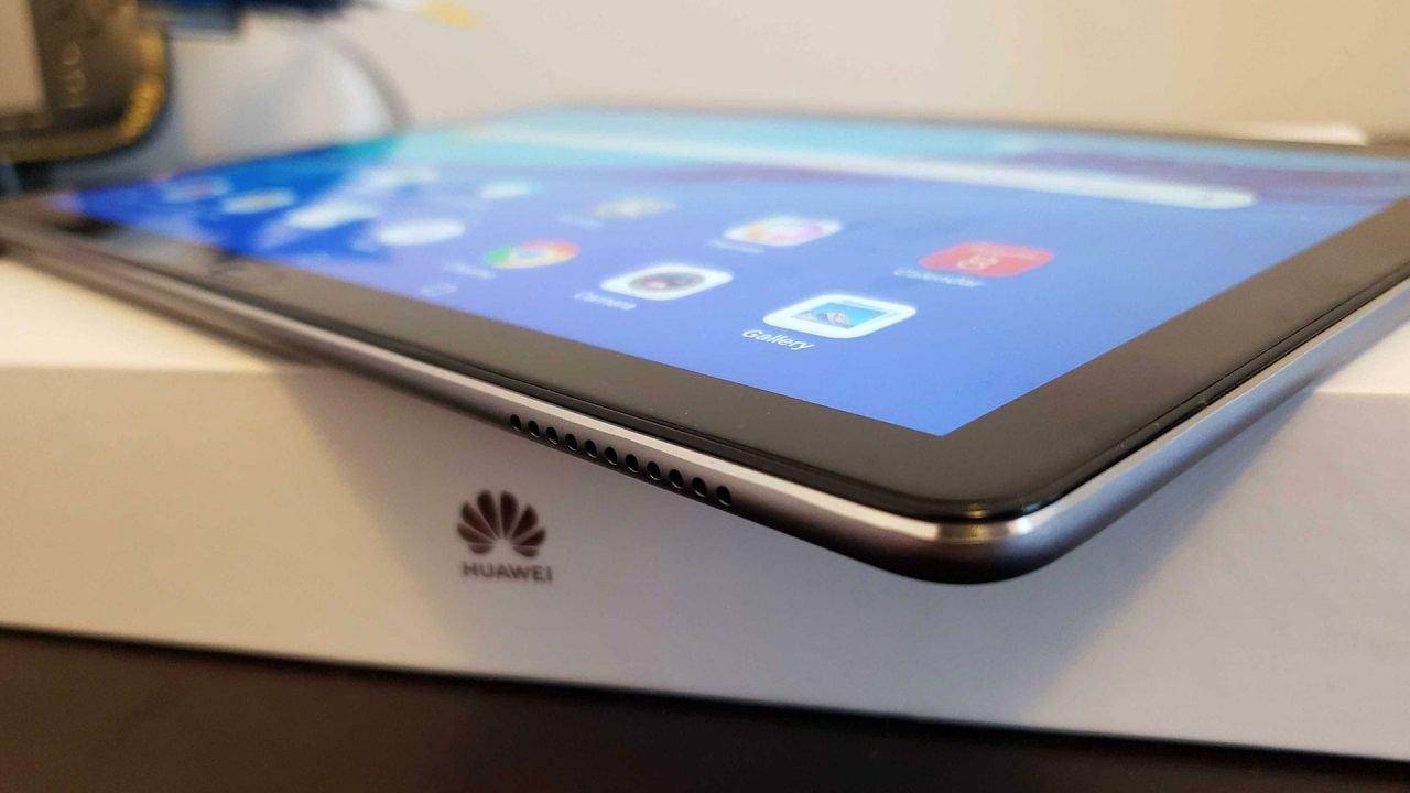 Huawei Mediapad M5 Lite Review 1