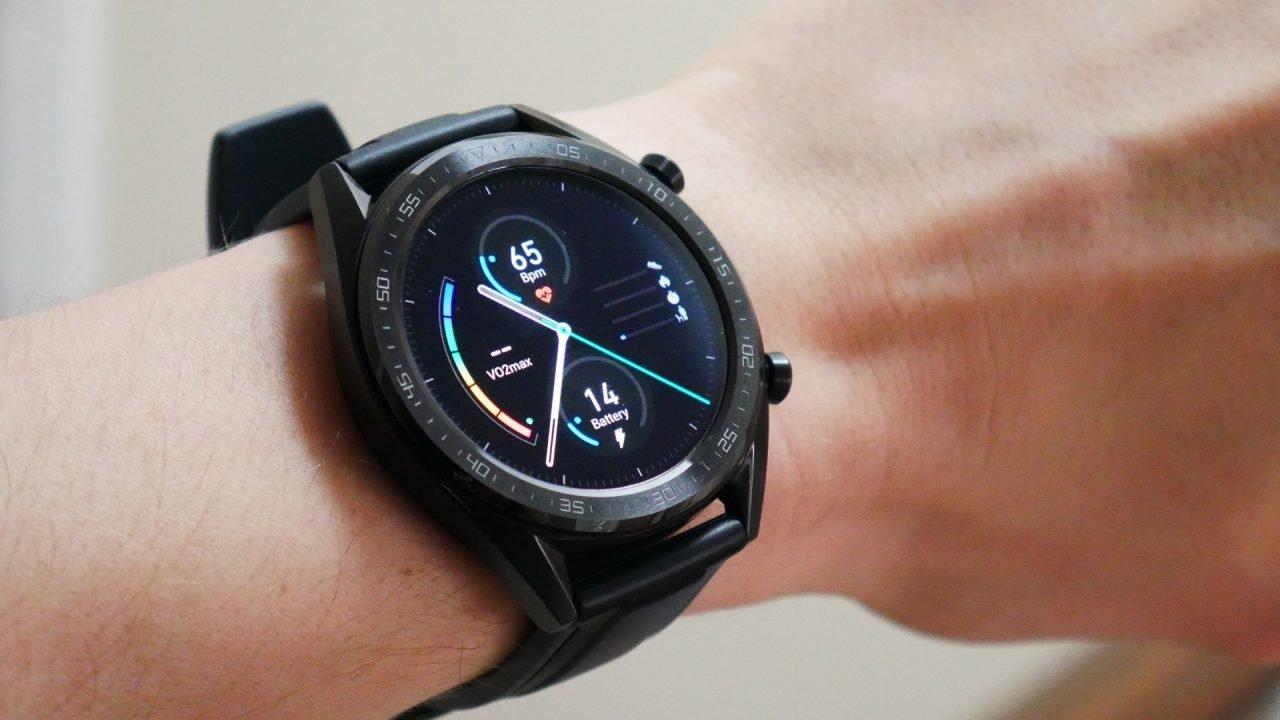 Huawei Watch Gt Review 1