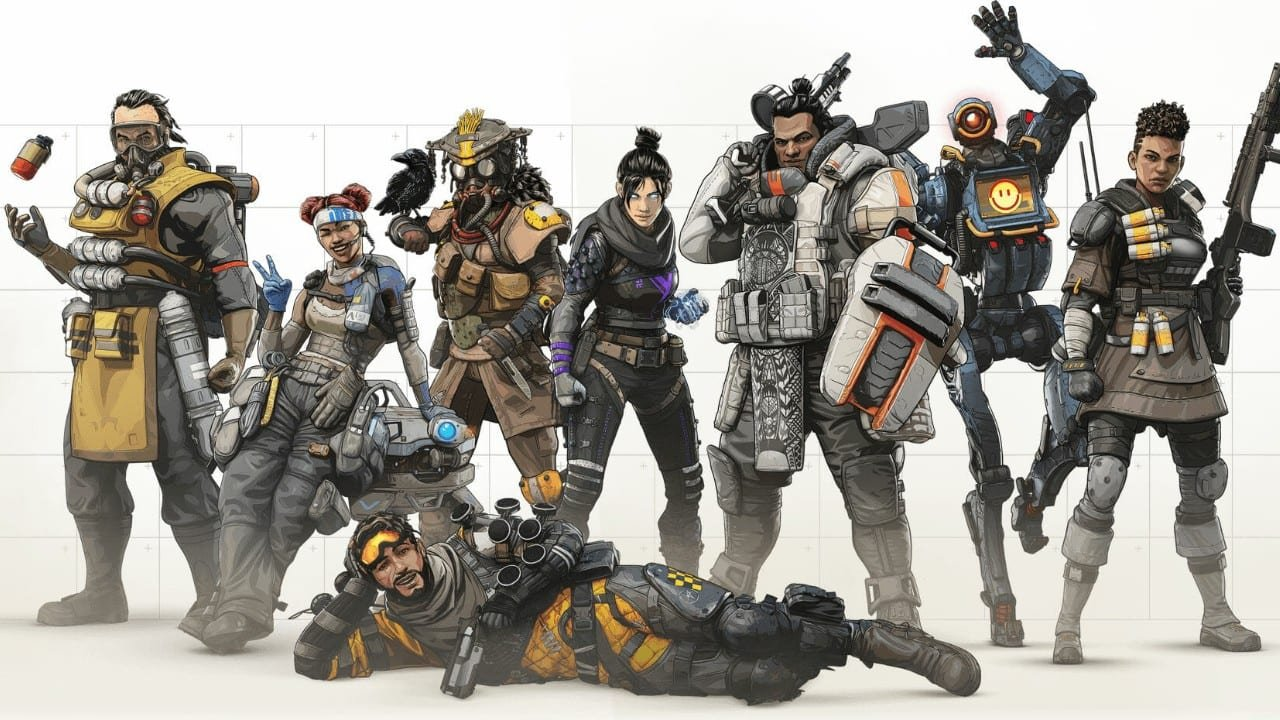 Lenovo and EA Team Up for Apex Legends Global Series 1