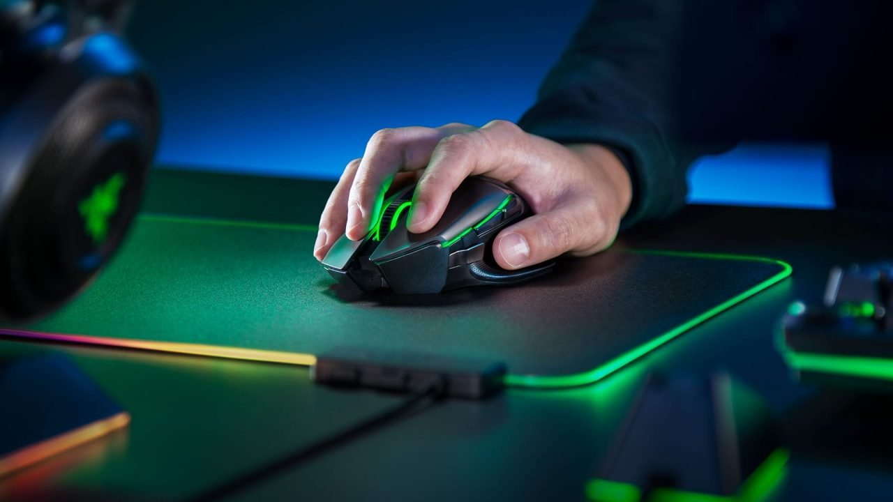 Razer Basilisk Ultimate Review 3