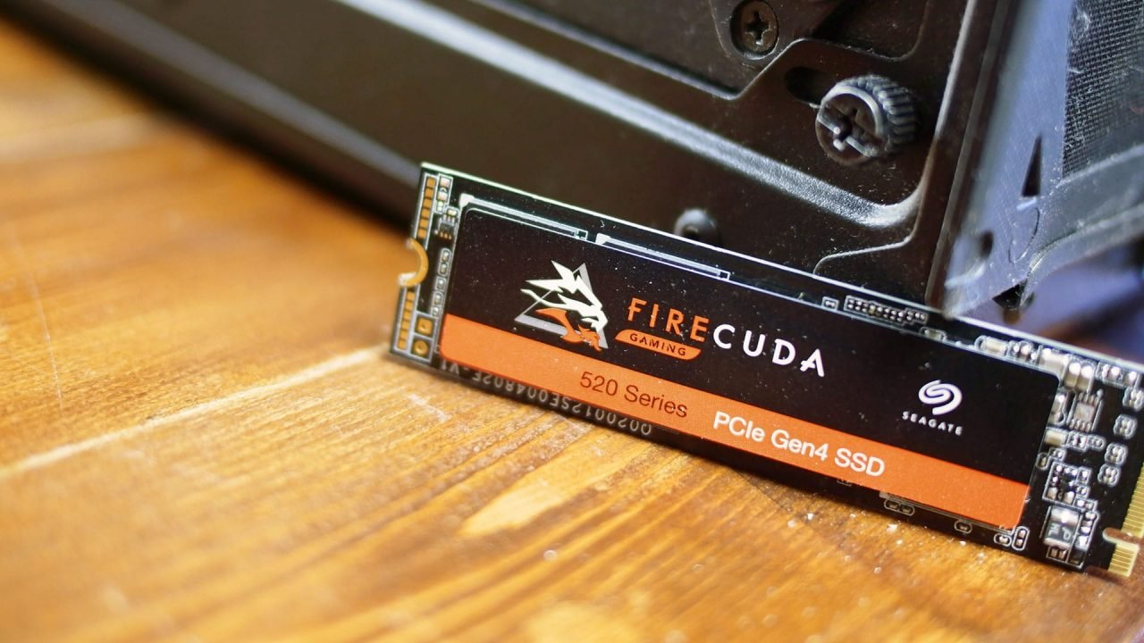 Seagate Firecuda 520 Ssd Review 2