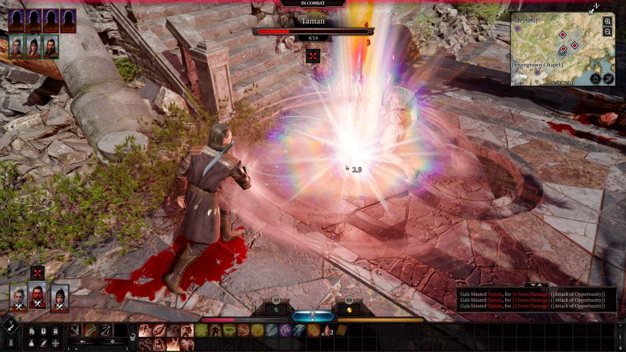 First Look: Baldur's Gate 3 Announced By Larian Studios, Brings Turn-Based D&Amp;D Rpg Into A Next-Generation Setting