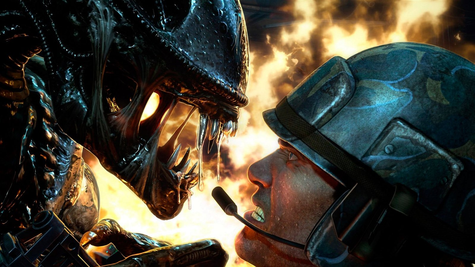 Vice President of 3D Realms revealed a Co-Op Aliens game Was in Development Before Disney/Fox merger. 1