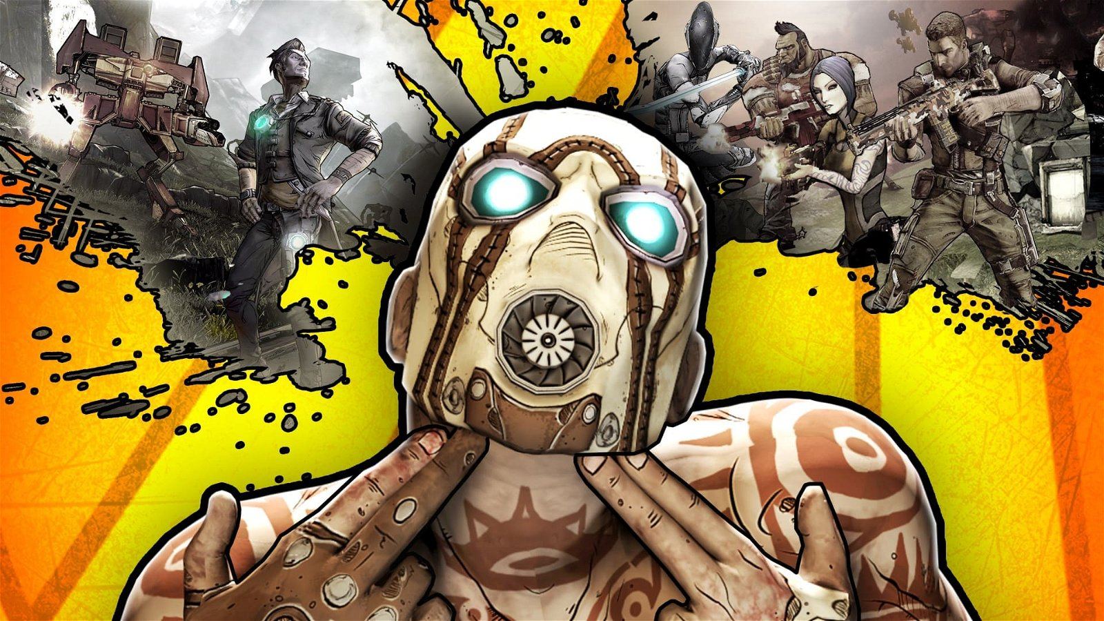 A Borderlands film adaptation is officially happening, with Eli Roth on board to direct. 1