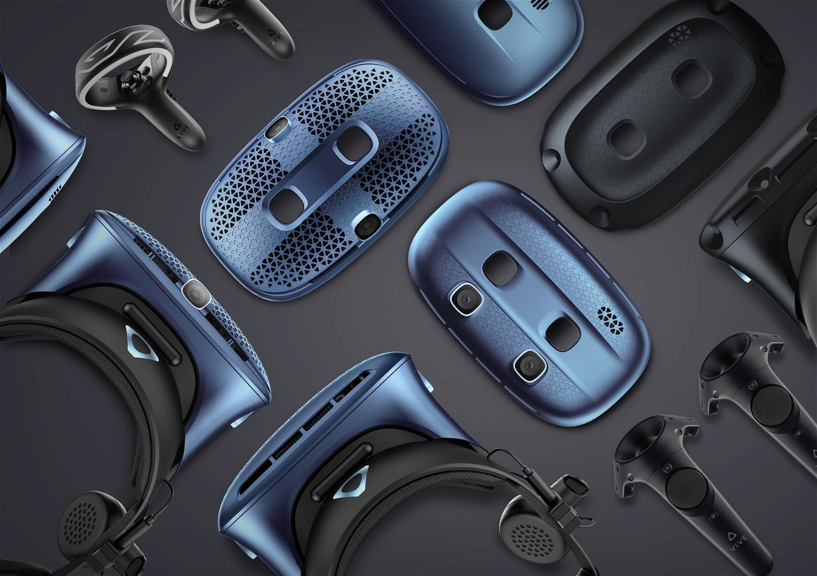 HTC Vive Announces a New Lineup of VR Headsets, Expands the Cosmos Family With Entry and Enthusiast Level Devices 8
