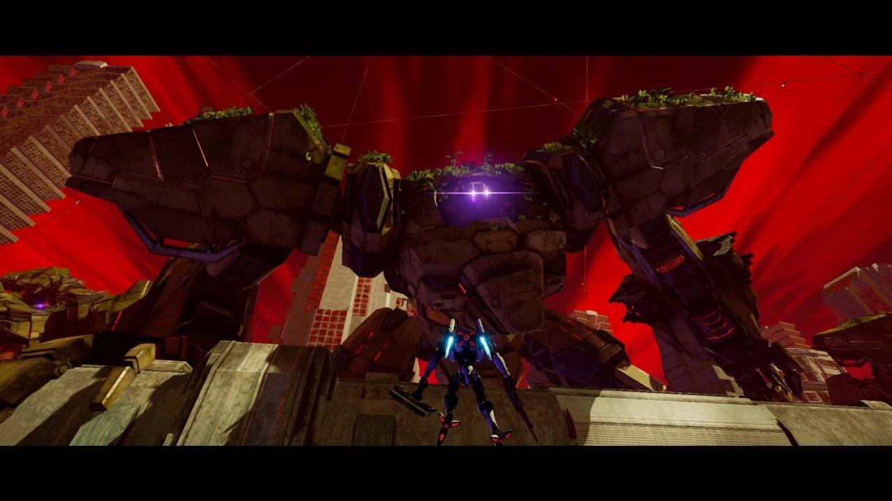 Daemon X Machina (Pc) Review 1