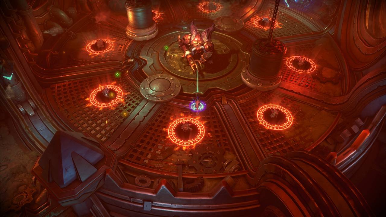 Darksiders Genesis (Switch) Review 2