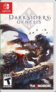 Darksiders Genesis (Switch) Review 5