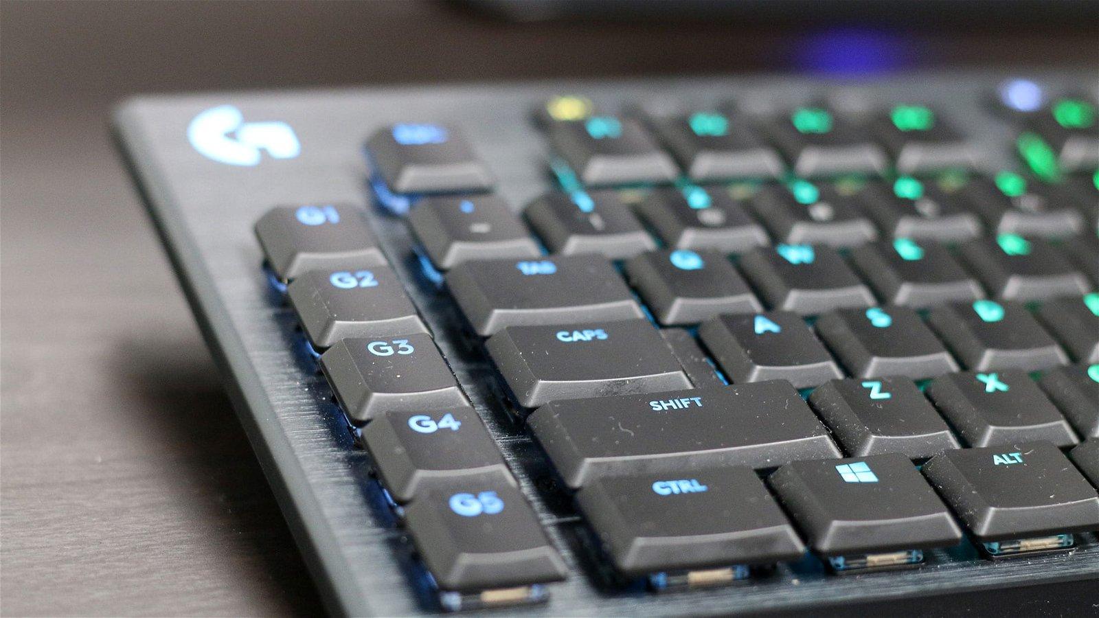 Logitech G915 Keyboard Review 3