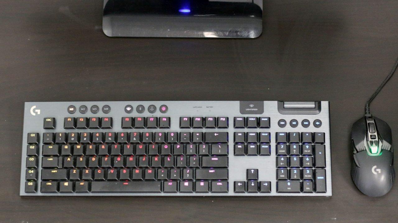 Logitech G915 Keyboard Review 2
