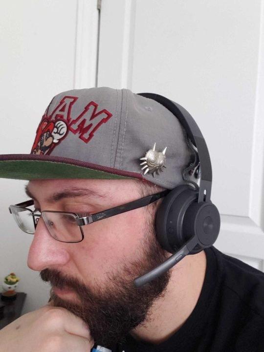 Logitech Zone Wireless Headset Review 4