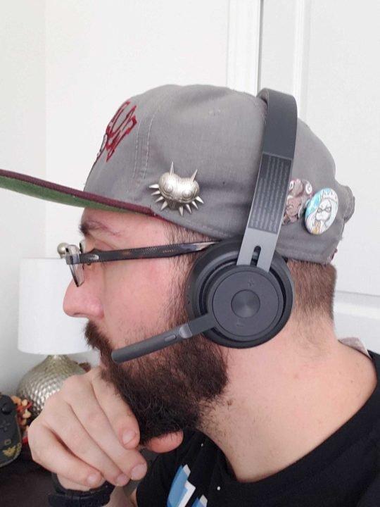 Logitech Zone Wireless Headset Review 5