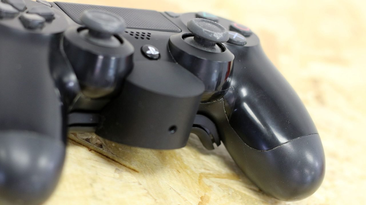 Playstation 4 Back Button Review 1