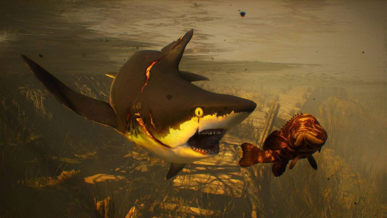 Preview: Sharkpg Maneater Certainly Holds Water 1