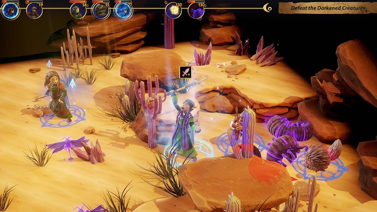 The Dark Crystal Age Of Resistance Tactics Review