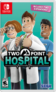 Two Point Hospital Console Review 10