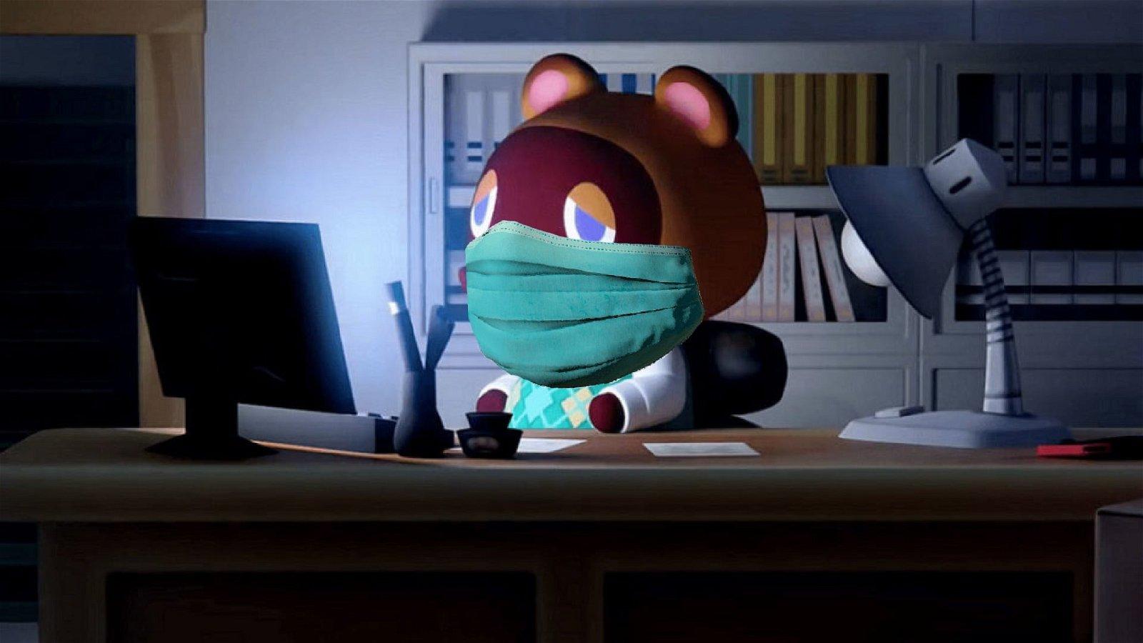 Animal Crossing: New Horizon Players Are Terrified of Sneezing Emote 1
