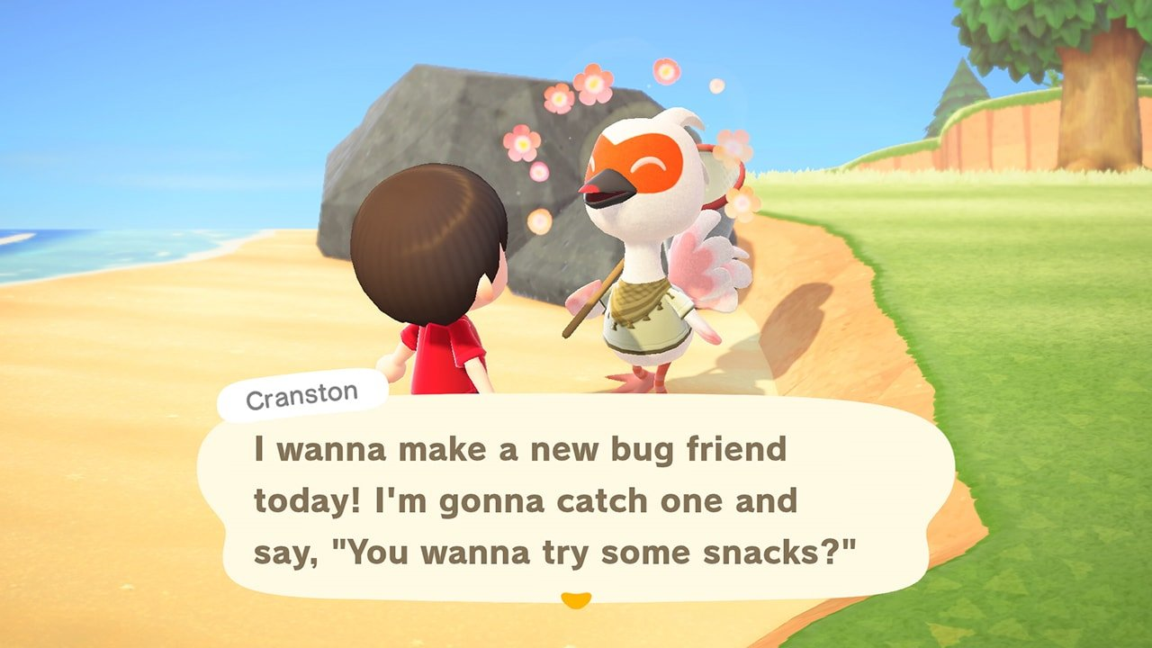 Animal Crossing: New Horizons Review 1