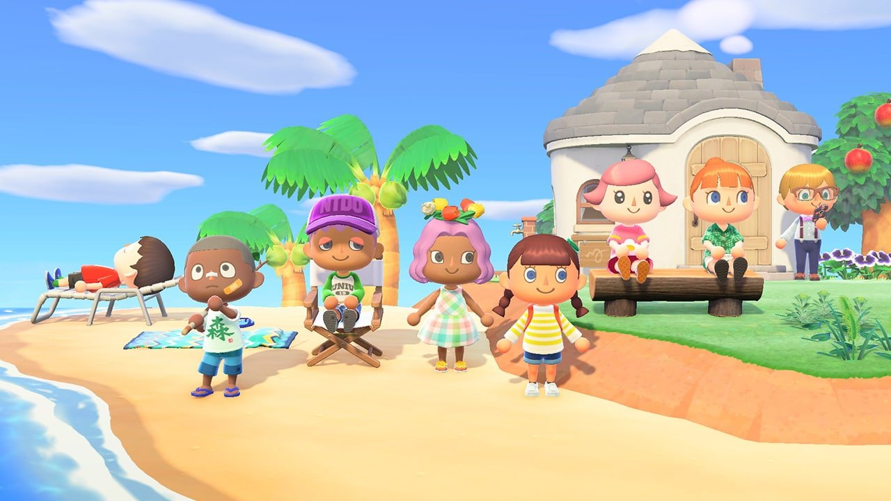 Animal Crossing: New Horizons Review 4