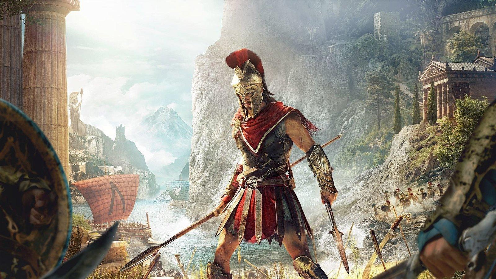 Assassin's Creed Odyssey Free in Response to Coronavirus 2