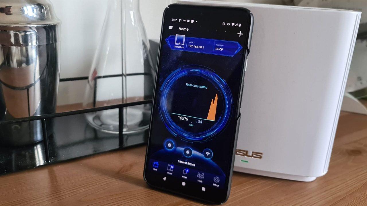 Asus Zenwifi Ax (Xt8) Router Review 1