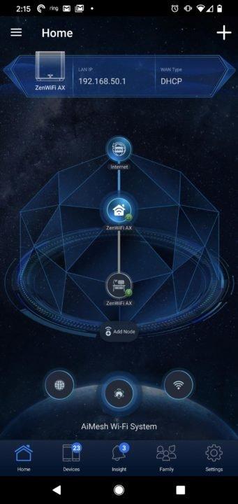 Asus Zenwifi Ax (Xt8) Router Review 3