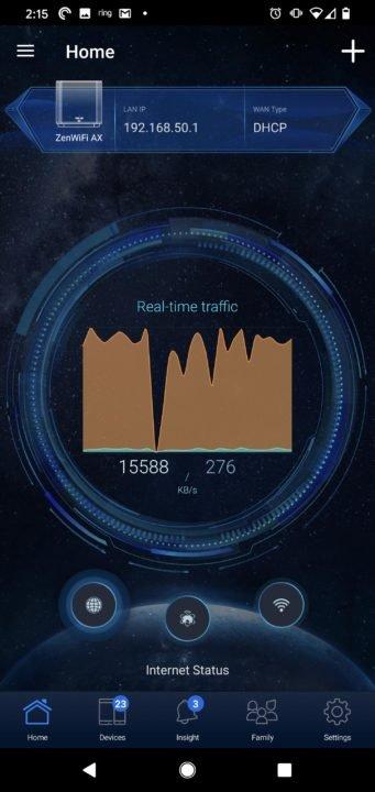 Asus Zenwifi Ax (Xt8) Router Review 5