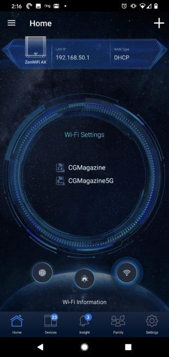 Asus Zenwifi Ax (Xt8) Router Review 6