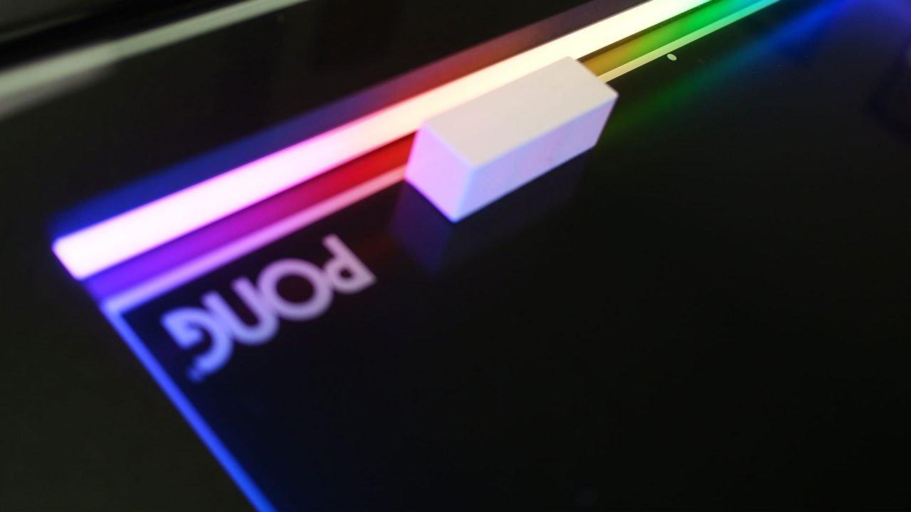Atari Pong Table Brings Retro To The Luxury Market 1