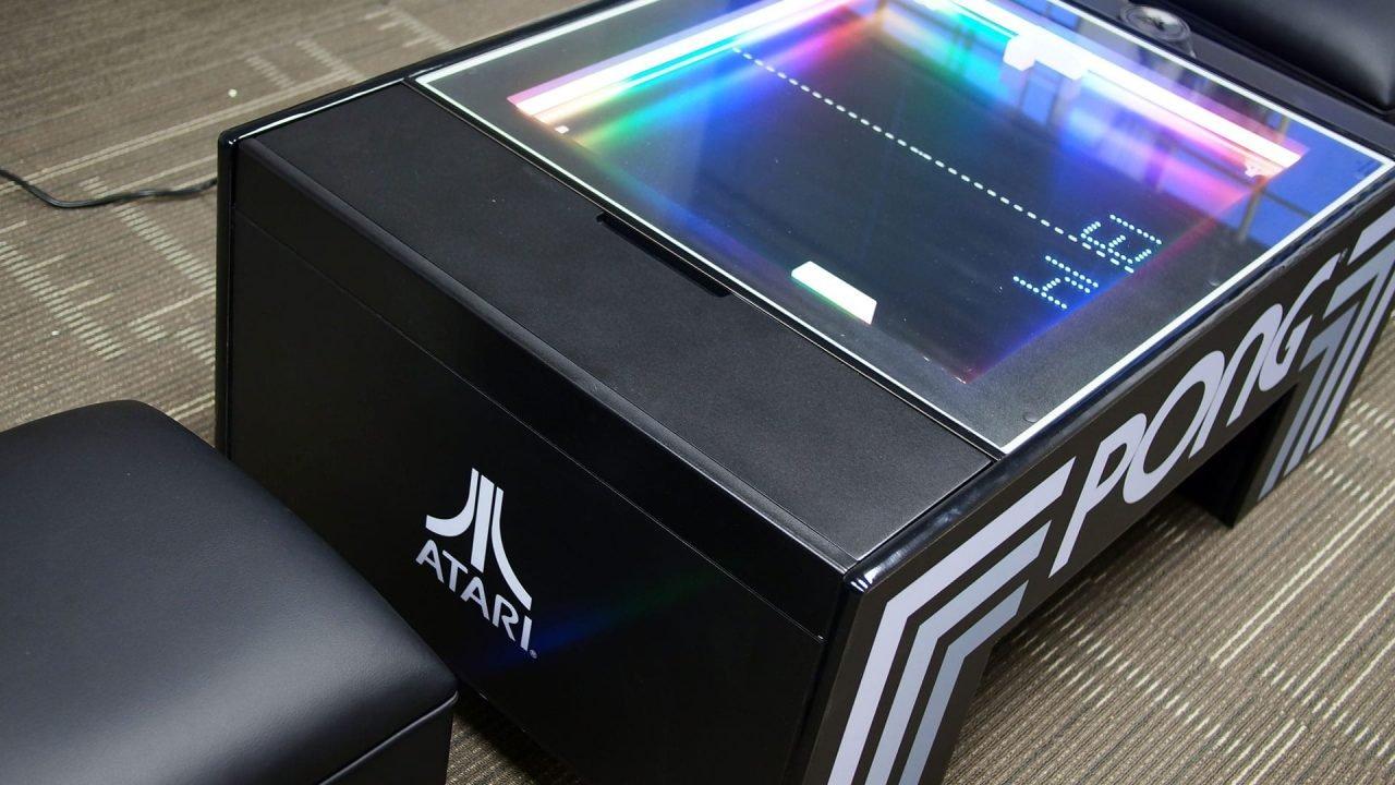 Atari Pong Table Brings Retro To The Luxury Market 3