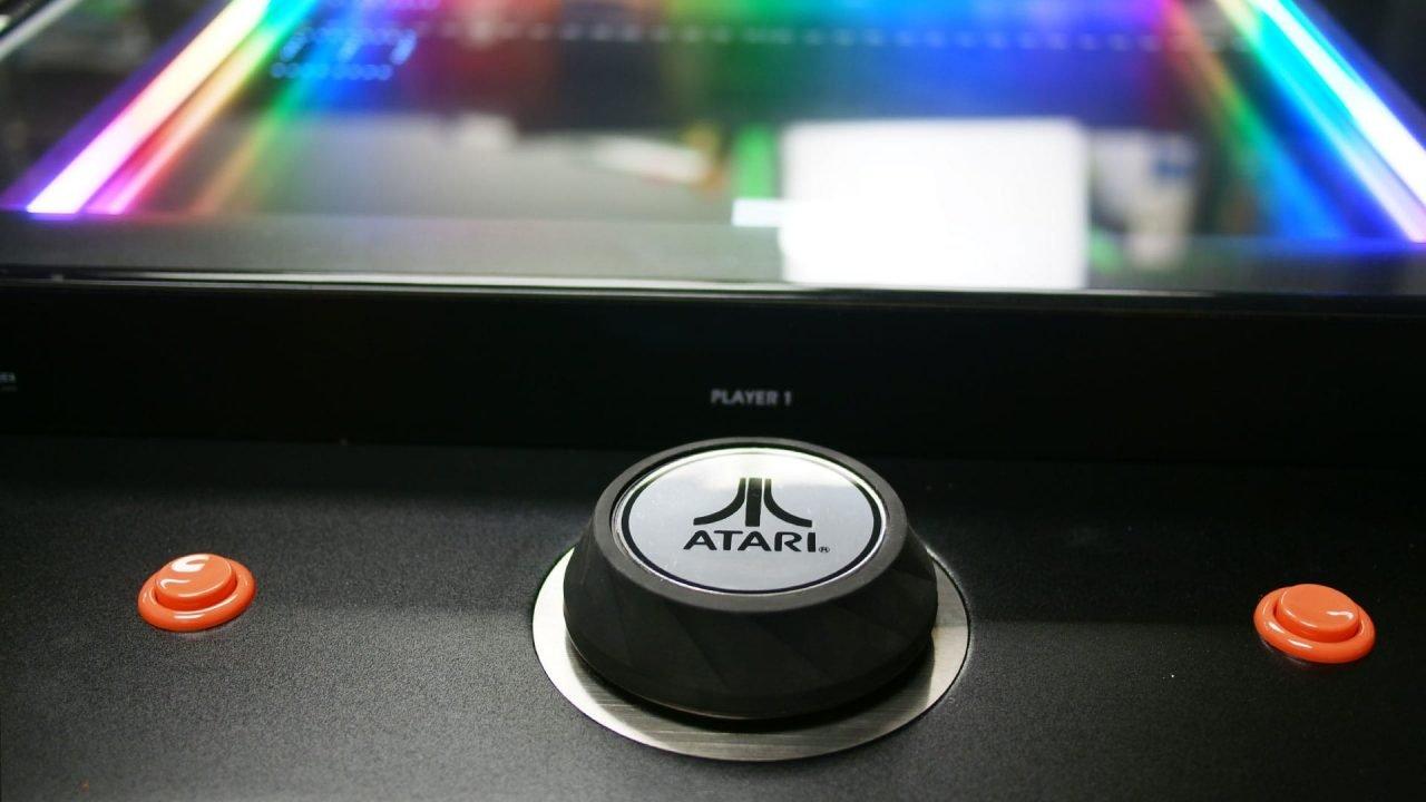 Atari Pong Table Brings Retro To The Luxury Market 6