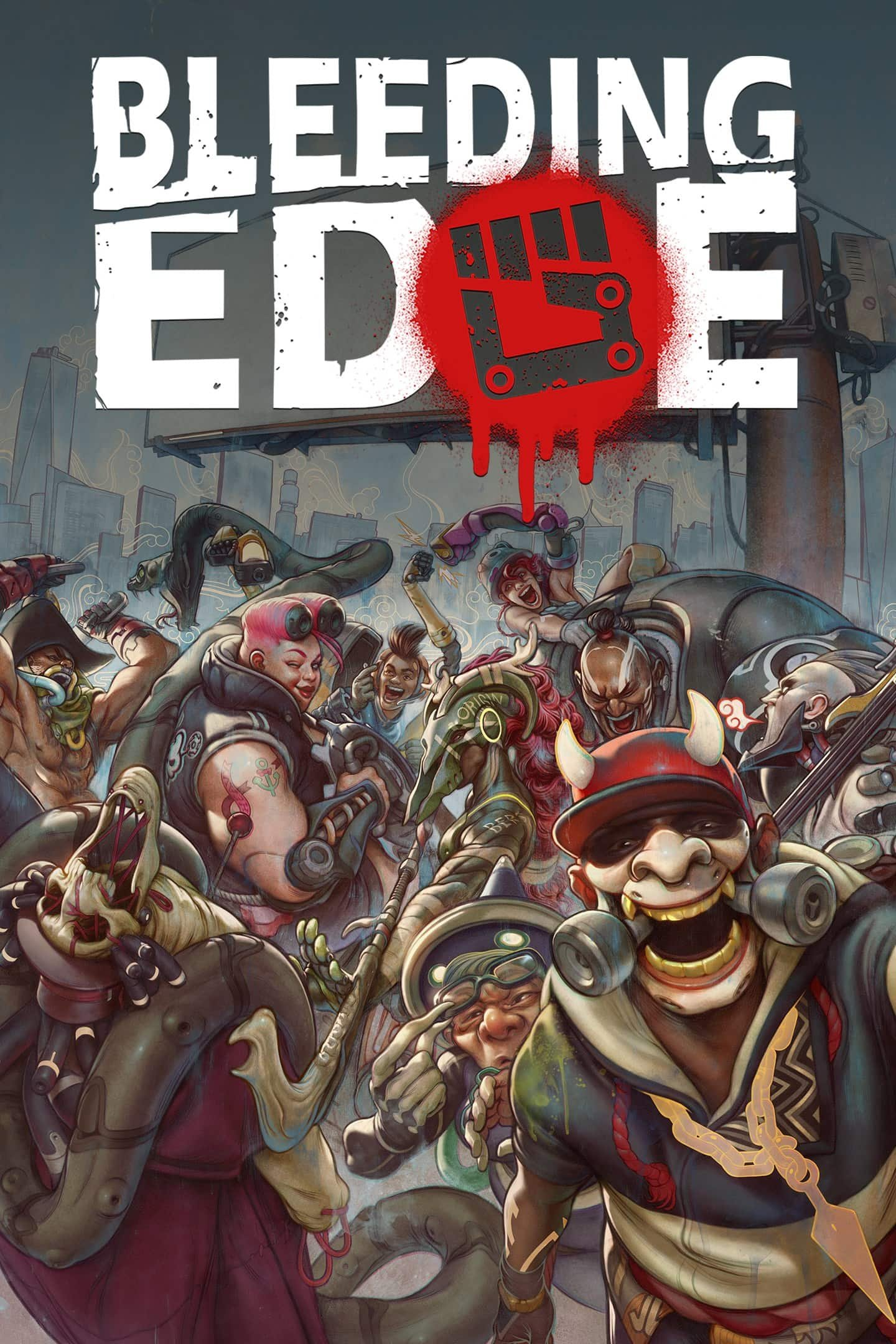 Bleeding Edge Review - Chaotically Confounding 1