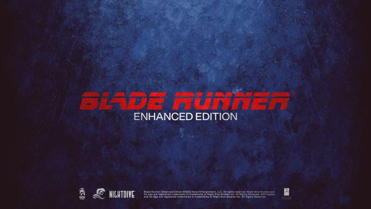 Classic Adventure Game Blade Runner Being Enhanced Thanks to Nightdive Studios 1
