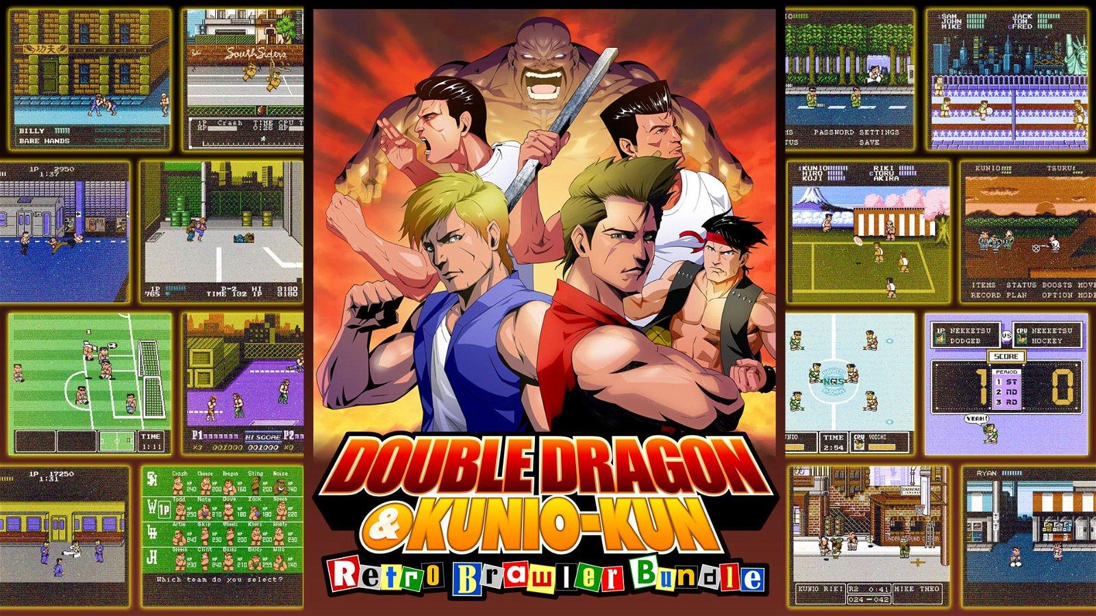 Double Dragon & Kunio-kun: Retro Brawler Bundle Review 1