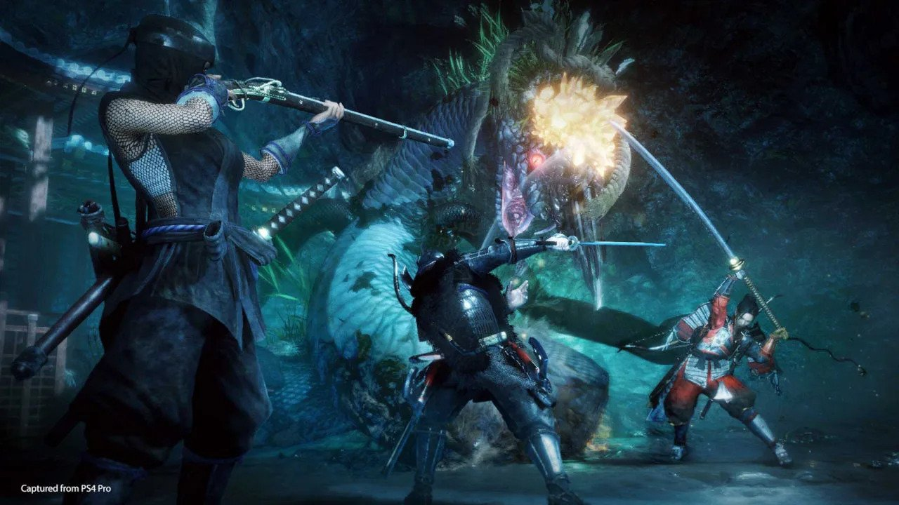 Nioh 2 Review 1