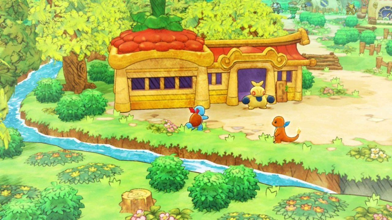 Pokemon Mystery Dungeon: Rescue Team Dx Review 3