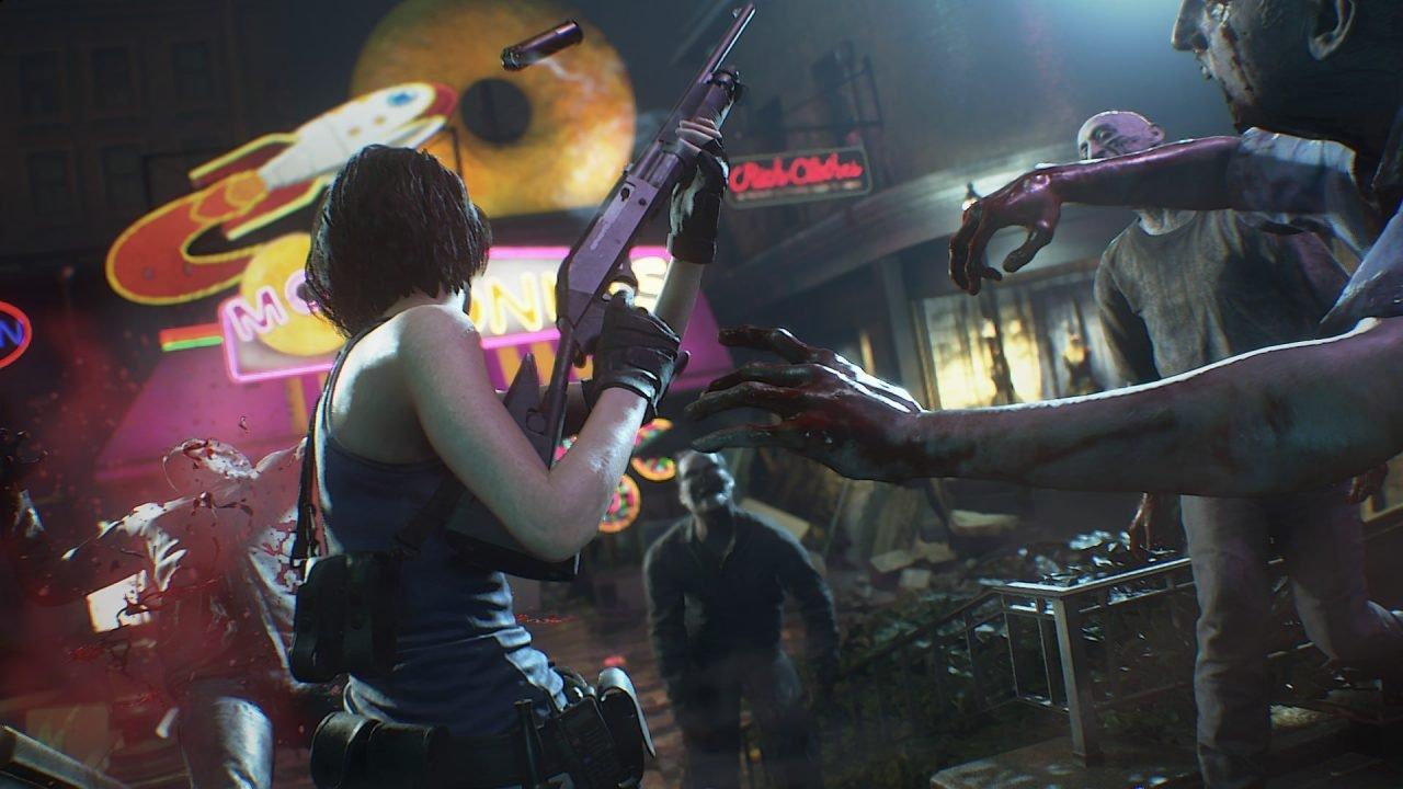 Resident Evil 3 Remake Review 3