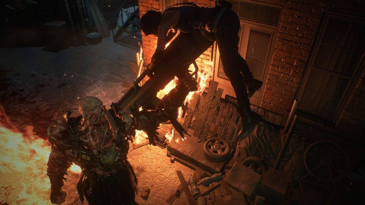 Resident Evil 3 Remake Review 4
