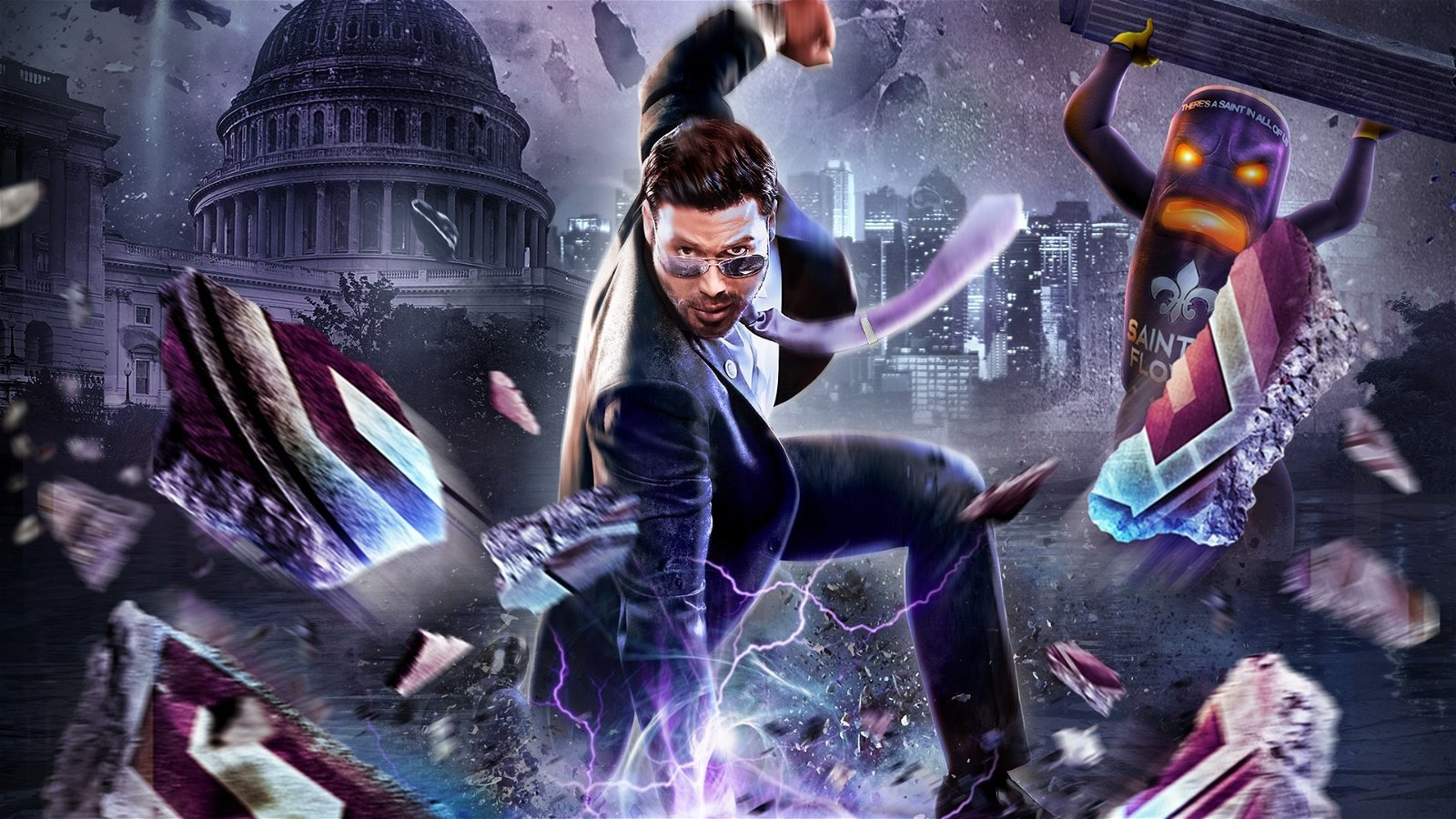 Saints Row IV: Re-Elected (Switch) Review 5
