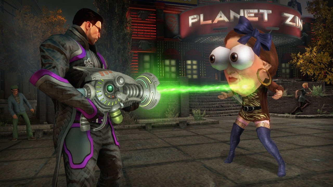 Saints Row Iv: Re-Elected Review 4
