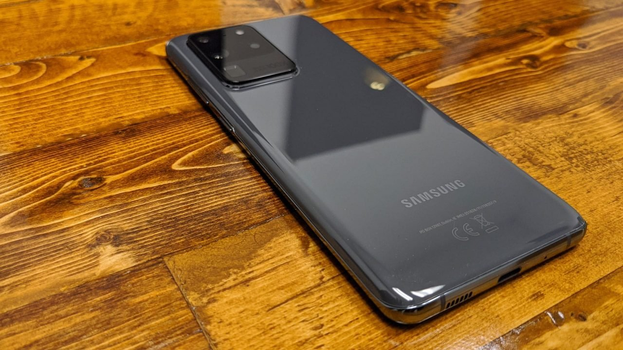 Samsung Galaxy S20 Ultra 5G Review 12